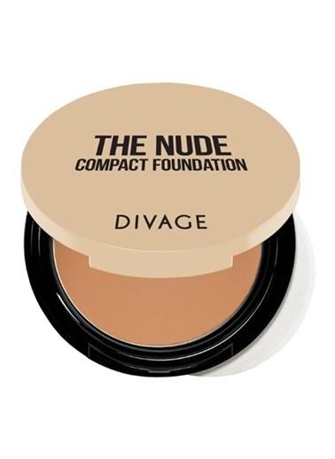 Divage Divage The Nude - Kompakt Fondöten 03 Ten